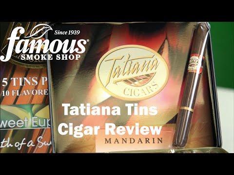 Tatiana Tins video