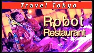 Robot Restaurant Tokyo - DISCOUNTS and BEST Seats!