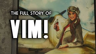 The Full Story of the Vim! Company - Fallout 4 and Far Harbor Lore