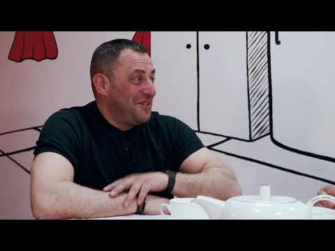 Разговор на кухне / Антон Сергеев / 05.05.2021