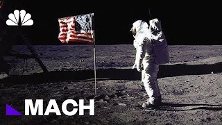 Apollo 11's Small Step And The Next Giant Leap For Human Spaceflight | Mach | NBC News