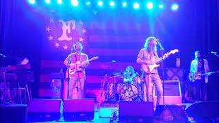 Chris Robinson Brotherhood  8-10-17 The Orange Peel Asheville, NC
