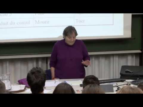 Vidéo de Jeanne Favret-Saada