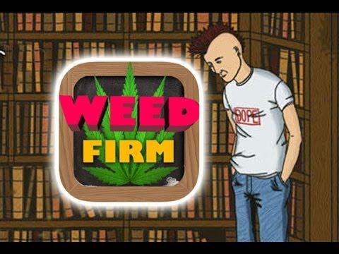 Weed Firm - Part 5 (Level 13-16) Walkthrough on iPad
