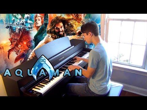Aquaman - Everything I Need - Skylar Grey - (Piano Cover)