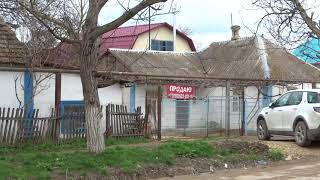 Варениковская, станица 40 км от Анапы. Снято в марте 2017