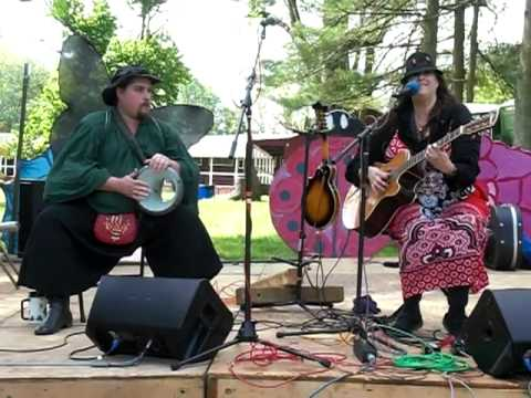 Gretchen McMahon and the Bards of Stagg - Miracle Cure