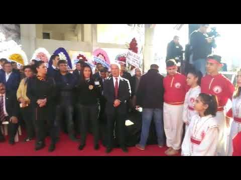 Hacı Bektaşi veli kültür merkezi açıldı
