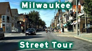 Milwaukee Street Tour
