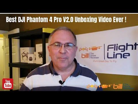 best-dji-phantom-4-pro-v20-unboxing-video-ever-