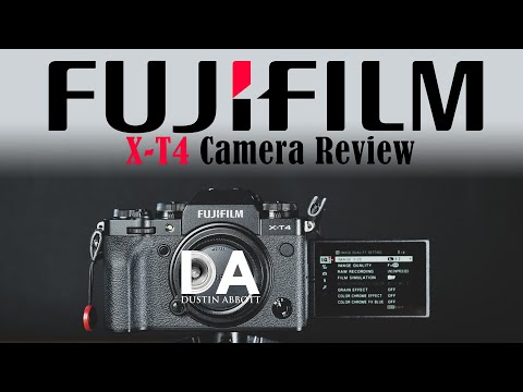 External Review Video Yqy2bUforb0 for Fujifilm X-T4 APS-C Camera