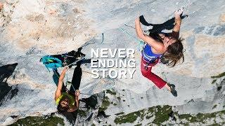 Barbara Zangerl - Nina Caprez - Neverending Story 8b+