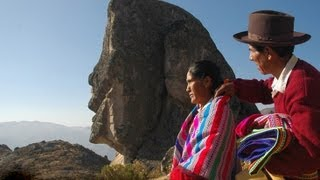 Markawasi Marcahuasi Stone Forest Peru