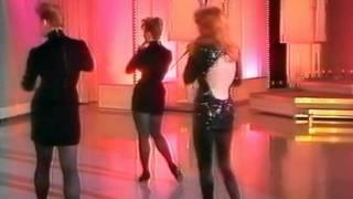 Mylène Farmer Pourvu qu'elles soient douces Le monde est à vous Antenne 2 06 novembre 1988
