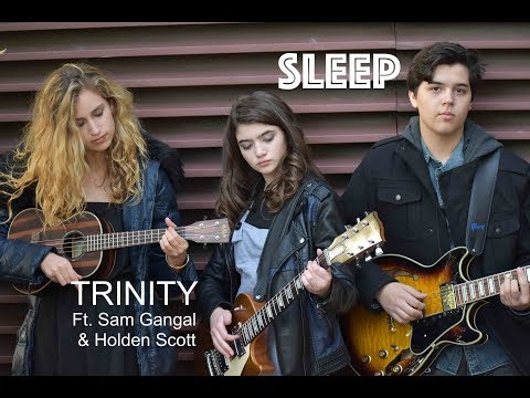 Sleep cover by the band TRINITY