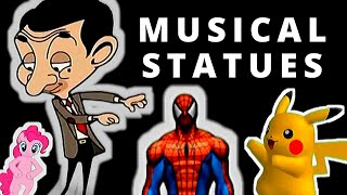 MUSICAL STATUES | CLASSROOM DANCE GAME | EYFS & KEY STAGE 1