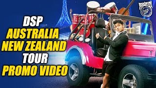 Heres the PROMO MUSIC VIDEO of my AUSTRALIANEW ZEALAND TOUR launched by