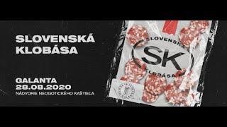 Video Slovenská Klobása - Galanta - Nádvorie Neogotického kaštieľa - p