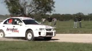 preview picture of video 'Rally ciudad de Castelli 2009'