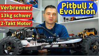 Verbrenner Pitbull X Evolution von AMEWI 22414