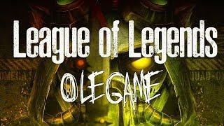 League of Legends - Вошла во вкус!