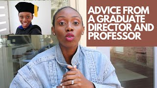HOW TO WRITE YOUR GRADUATE SCHOOL APPLICATION STATEMENT OF PURPOSE | THE FIVE PARAGRAPH S.O.P.