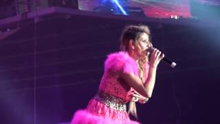 Andreea Bănică - Shining Heart ( Live, Romexpo )