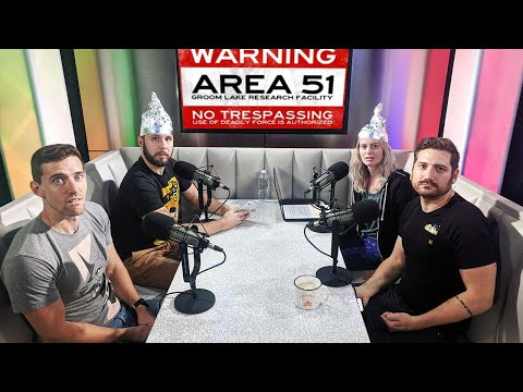 We Will NOT Raid Area 51 - Dude Soup Podcast #235