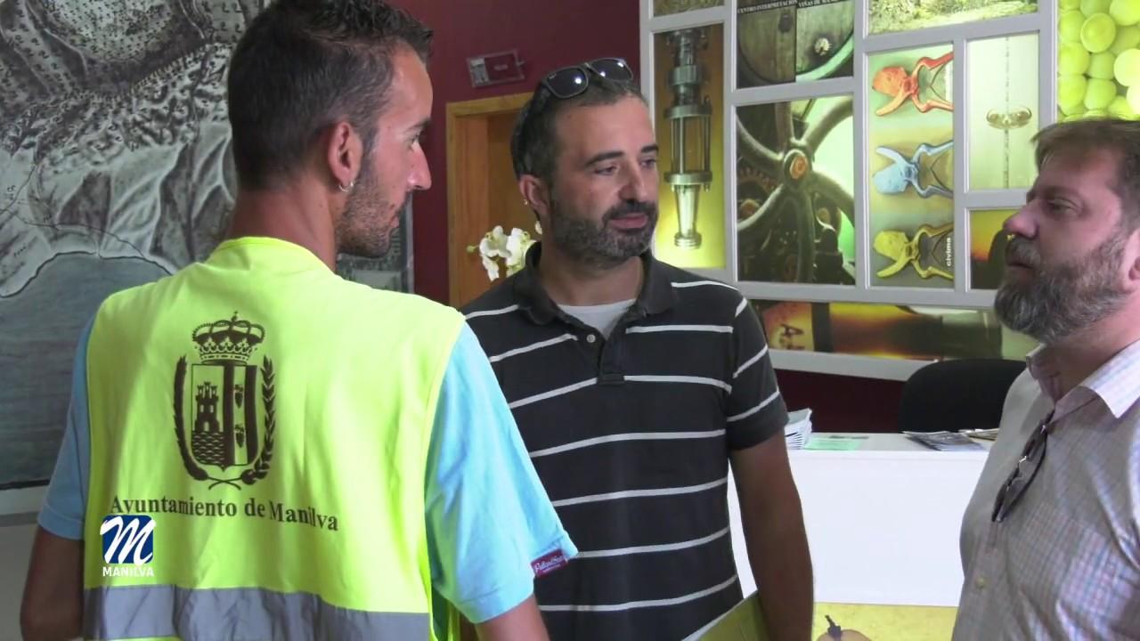 BUENA NOTA PARA MANILVA EN EL PROGRAMA DE INSERCIÓN LABORAL