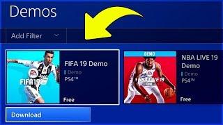 FIFA 19 DEMO - JOGUE A DEMO ANTECIPADAMENTE!!! {CONFIRA AGORA}