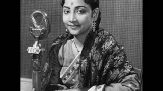 Geeta Dutt: Aaankhon se poonchh lo : Film - Bedardi (1951