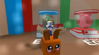 Roblox | Bubble Gum Simulator | открываем яйца!