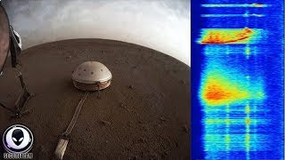Something BIG & FAST Recorded UNDER Mars Surface...