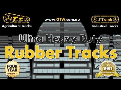 Rubber track video in  Australia