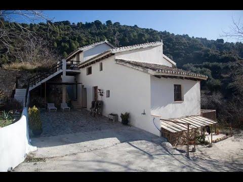 Alojamiento La Casa del Agua. Montefrío. Granada