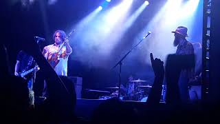 Whiskey Myers    Rockin In The Free World @ The Electric Ballroom, Camden 21.05.2019