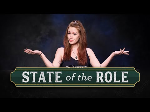 State of the Role: Revealing our Super Top Secret Project!