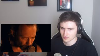 Reacting To Radiohead   Present Tense: Jonny, Thom & A CR78