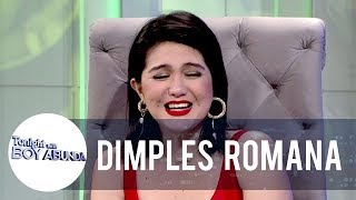Dimples plays suitcase game with Tito Boy   TWBA