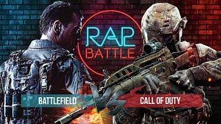Рэп Баттл - Battlefield vs. Call of Duty