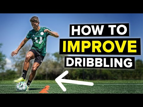 Improve your dribbling with these 5 simple exercises