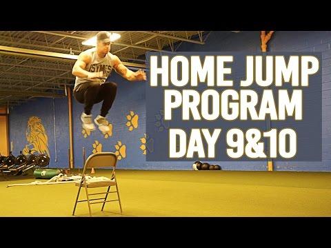 FREE 2-Week Home Jump Program | Day 9&10