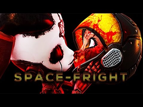 Gameplay de SPACE-FRIGHT