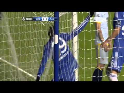 Match Chelsea vs Steaua Bucuresti 1 012122013 Goals & Highlights
