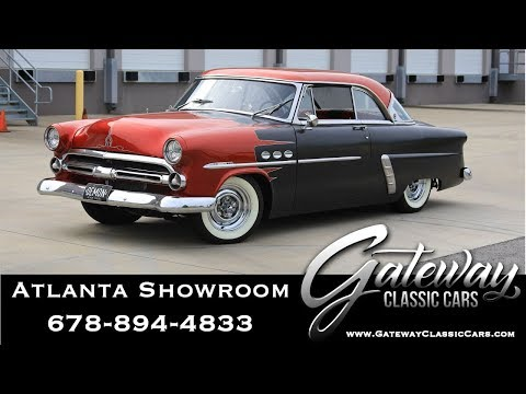 1952 Ford Crestline - Gateway Classic Cars of Atlanta #1090