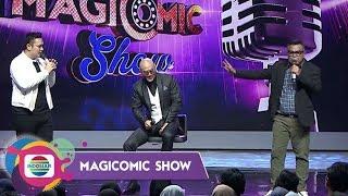 PAKAI HATI!! Abdel dan Gilang Roasting Master Deddy Eh Dibales - Magicomic Show