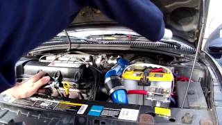 Seafoam Spray Meets Engine With Over 300,000 Miles!!! Holy Smokes, Batman!