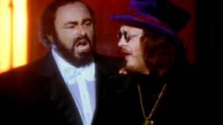 """""""Miserere"""" Zucchero con la partecipazione di Luciano Pavarotti regia Stefano Salvati"""