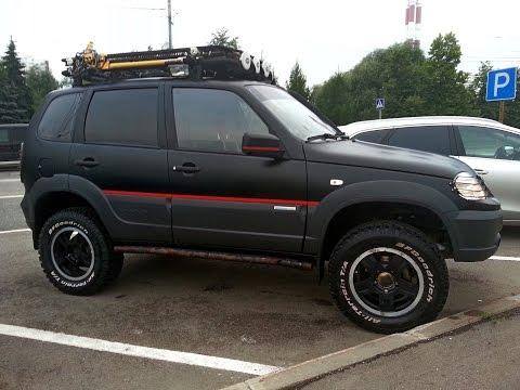 Фото к видео: Обзор подержанной Chevrolet Niva. На что обратить внимание при покупке?