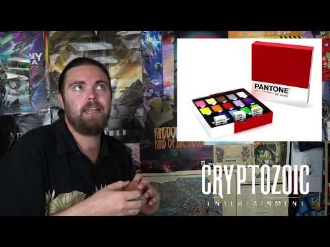 Pantone The Game - Review